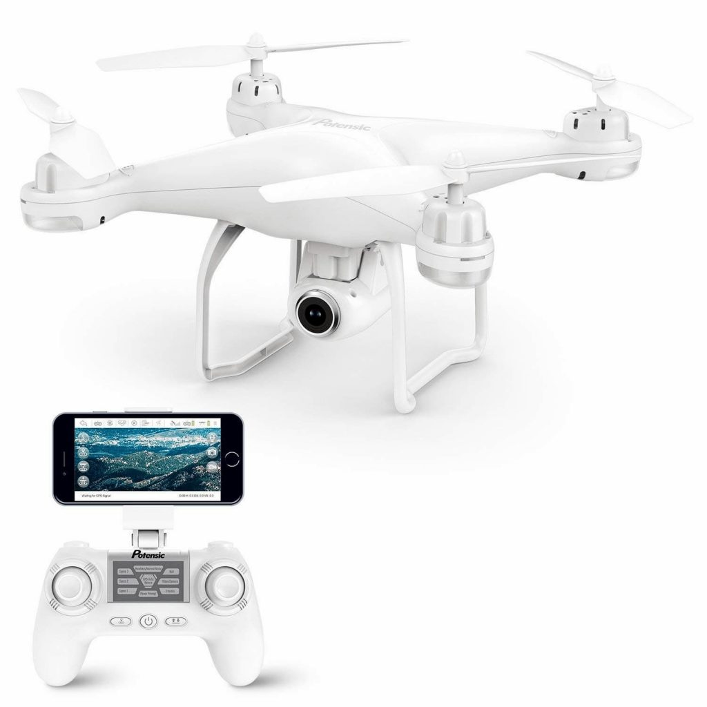 Droned con cámara